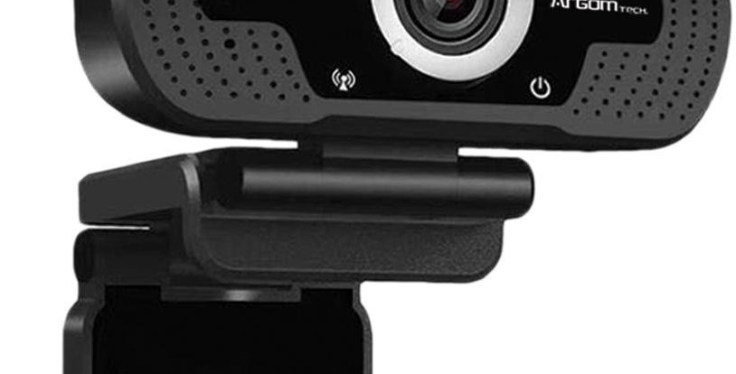 Argom Full HD 1080 Webcam with Microphone