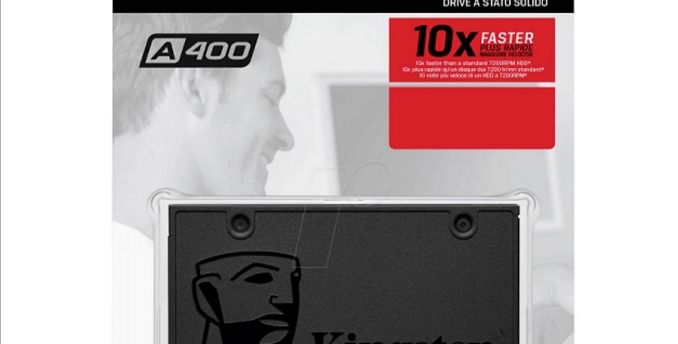Disco Duro Estado Solido Kingston de 960GB para Laptop
