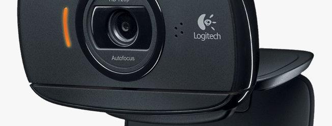 Camara Web Logotech 1280x720p / 8MPX