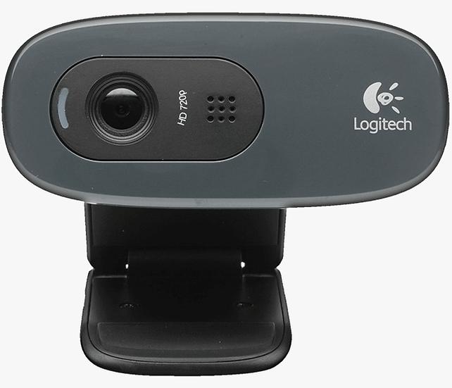 Camara Web 720p - HD - Logitech
