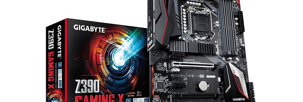 MOTHERBOARD GIGABYTE Z390 GAMING X SOCKET 1151 DDR4 8VA AND 9TH GENERATION HDMI RG