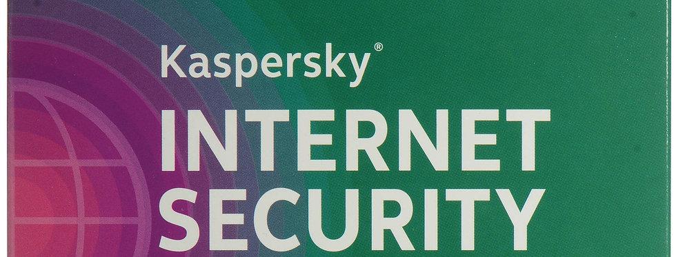 Antivirus Kaspersky Internet Security 3 Dispositivos