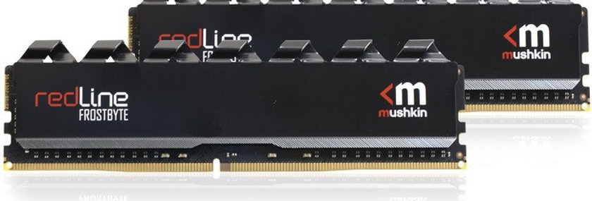 MEMORIA MUSHKIN REDLINE 32GB (16X2) DDR4 3600 MHZ PC4 GAMING