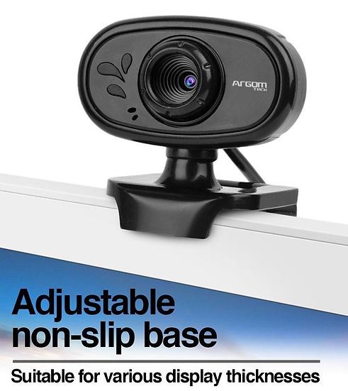 Camara WEB 720P HD con Microfono