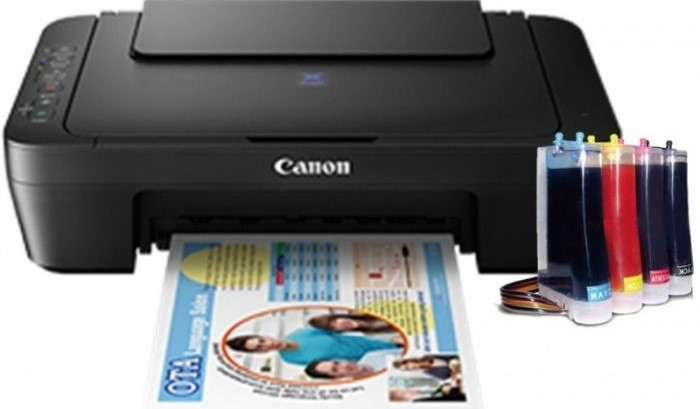 Multifuncional Canon E402 - Flujo Adaptado