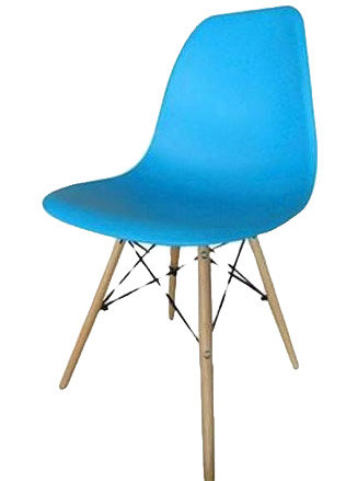Silla Nordica Azul