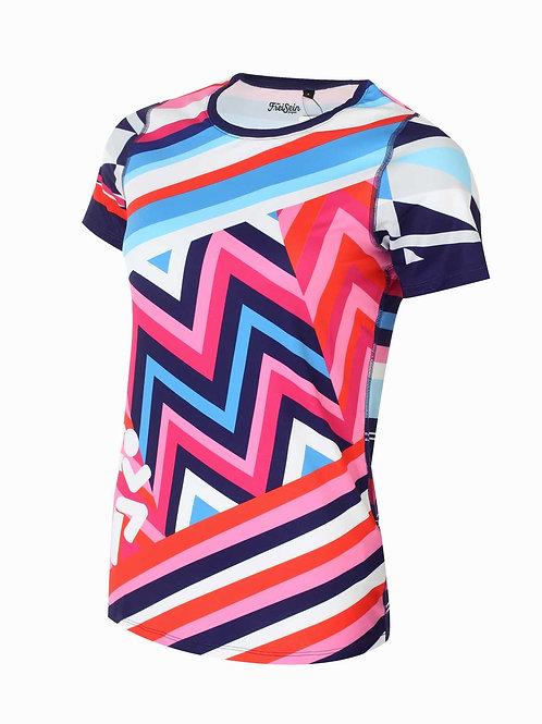 Frei Sein Sporty Girl technikai póló (női)