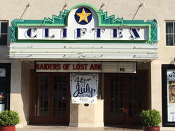 Clifton's movie theatre the Cliftex