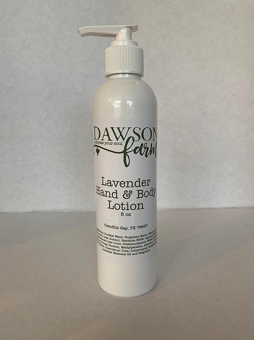 Lavender Lotion