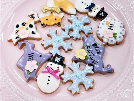 Making Art Cookies