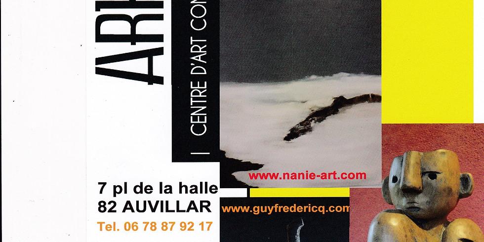 "ARKAD Centre d'Art Contemporain ""Moderne Primitif'"