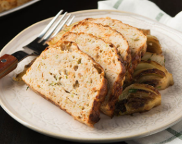 Wellness Wednesday : Turkey Meatloaf w/Fennel