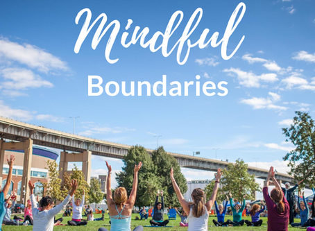 Mindful Boundaries