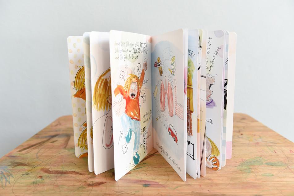 Kinderbuch für Alpha Kinder