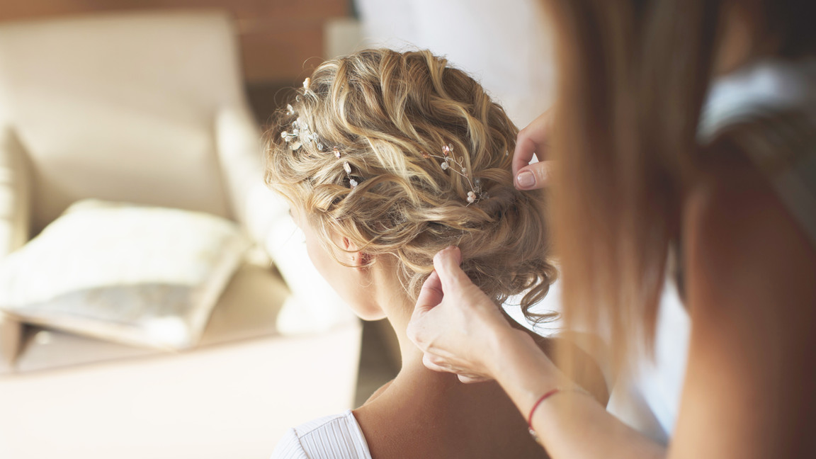 Hair Styling and Updo Services