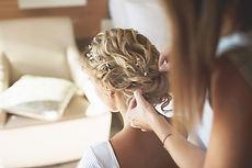 Как укладывавть кудрявые волосы