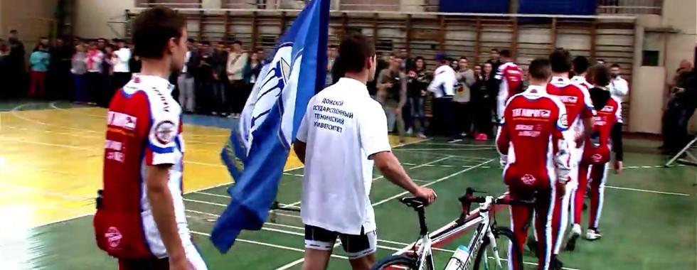 Старт велопробега Спасибо за Победу.mp4