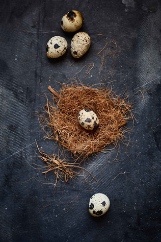 Personal  Food styling | P Photography | Nest | Eggs | Indian food | still life