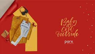 Brand: Parx, Mumbai, India.  Product styling   Product Photography   Winter   Auttum   women's wear   fashion   Clothing   Flatlay   tabletop