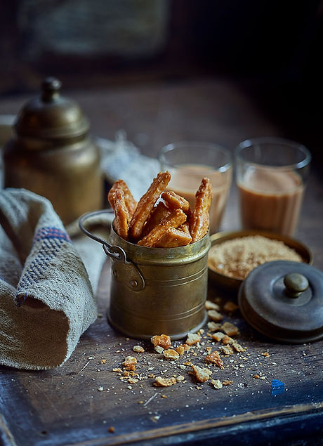 Food photographer and stylist based out of Mumbai India