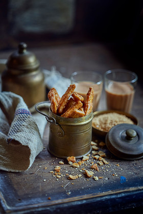 Creative Collaboration: Thodaa Aur, Mumbai, India.  Food styling | Photography | snacks | indian | sindhi | mommade