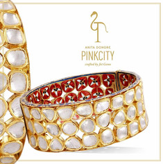 Brand: Pink City by Anita Dongre, India.  Product styling | Product Photography | Jwellery | Table top | Accesories