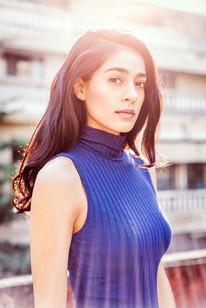 Publication: Jossbox, India. Diva Dhavan  Portrait   editorial   headshot    Photography   fashion designer   people   stylist   model   celebrity