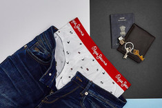 Brand: Pepe jeans, India. Agency: Wat Consult, Mumbai.  Product styling | Product Photography | Men's wear | Apparle | clothing