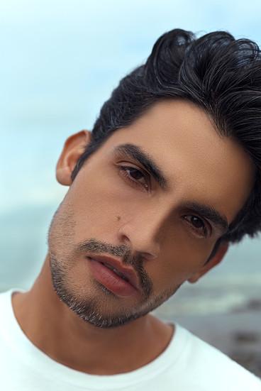 Model: Tejas  Portrait   Fashion    Photography   model   Advertisment   print campaign   people   moodshot    men's beauty   editorial   conceptual