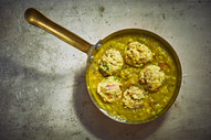 Personal   Food styling | Food Photography | Indian | curry | flatlay | chicken meat balls