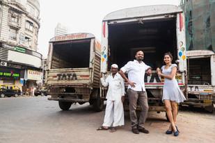 Publication: Naidu and Punjabi, Mumbai, India.  Portrait   editorial   headshot    Photography   advertising   people   agency