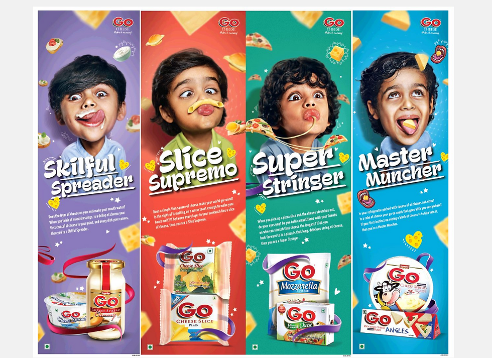 commercial photography campaign by Shovona, a commercial photographer based in Mumbai, India