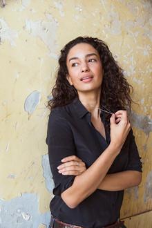 Publication: Jossbox, India. Elena fernandez  Portrait | editorial | headshot |  Photography | fashion designer | people | stylist | model | celebrity