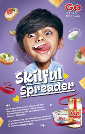 Brand: Go Cheese, India. Agency: JWT, Mumbai, India.  Portrait | expression | Product Photography | kids | Advertisment | food | cheese