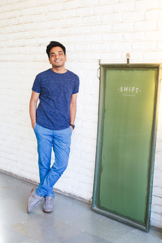 Publication: Jossbox, India. Nimish Shah  Portrait | editorial | headshot |  Photography | fashion designer | people | stylist | model | celebrity