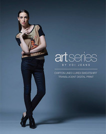 VOI jeans, India.  Portrait | Fashion | clothing | Product Photography | celebrity | Advertisment | print campaign | people | moodshot