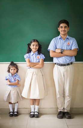 Brand: N L Dalmia High School, Mumbai, India.  Portrait | editorial | headshot |  Photography | school | kids |Advertisment | print campaign | people