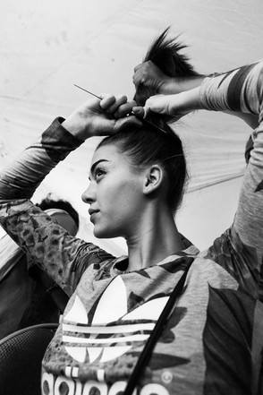 Publication: Lakme Fashion Week, India.  Portrait   editorial   headshot    Photography   fashion designer   people   stylist   model   celebrity   show