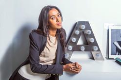 Publication: Jossbox, India. Allia Al Rufai  Portrait | editorial | headshot |  Photography | fashion designer | people | stylist | women's fashion
