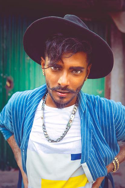 Publication: Jossbox, India. Elton Fernandez  Portrait   editorial   headshot    Photography   fashion designer   people   stylist   women's fashion