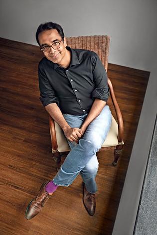 Brand: Whitehat Jr, India. Karan Bajaj, Founder and CEO  Men Portrait | editorial | headshot |  Photography | corporate | people | celebrity