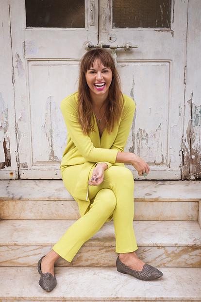 Publication: Jossbox, India. Bianca Hartkopf  Portrait   editorial   headshot    Photography   fashion designer   people   stylist   model   celebrity