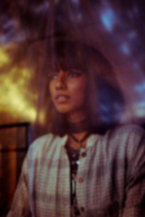 Rhea Gupte, blogger,Beauty portrait for jossbox by shovona karmakar, Mumbai, India