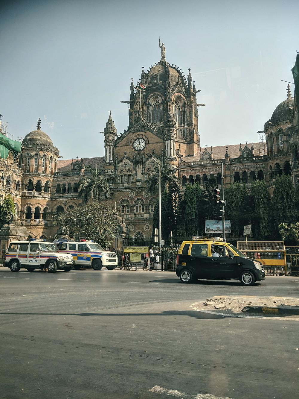 chatrapati shivaji terminal Mumbai India