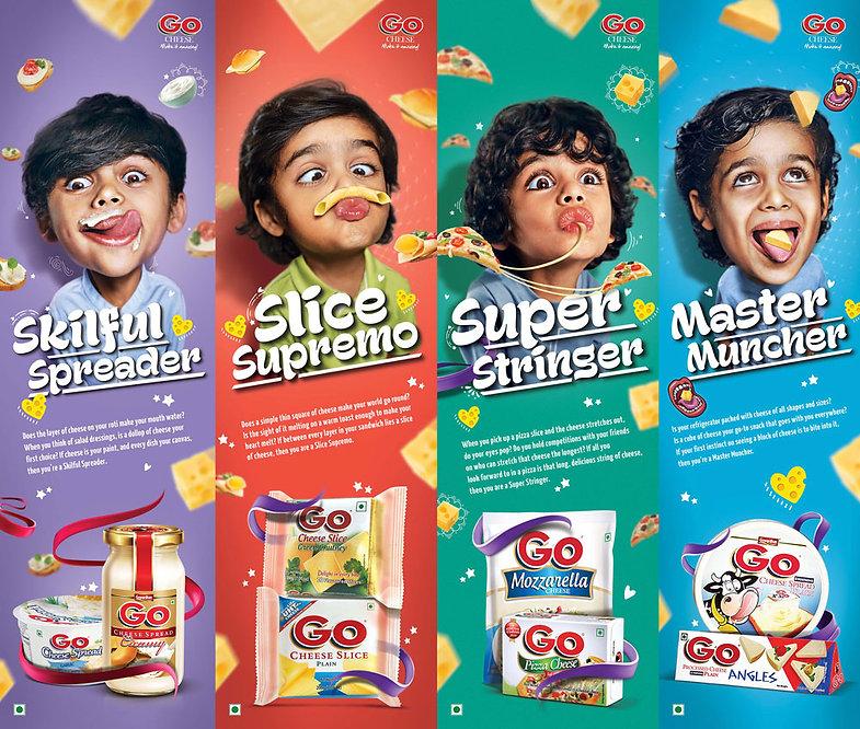 gocheese campaign, advertising photographer Mumbai India