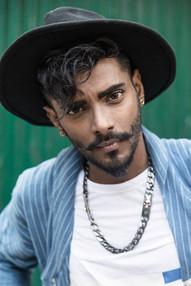 Publication: Jossbox, India. Elton Fernandez  Portrait | editorial | headshot |  Photography | fashion designer | people | stylist | model | celebrity