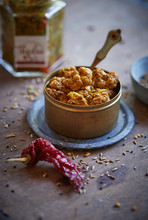 Creative collaboration: Thooda Aur, Mumbai, India.  Food styling | Food Photography | Pickle | spices | mommade | spicy