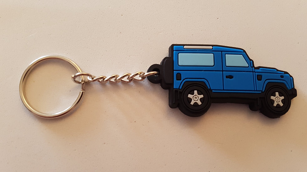Landrover 90 Hardtop County Station Wagon Blue