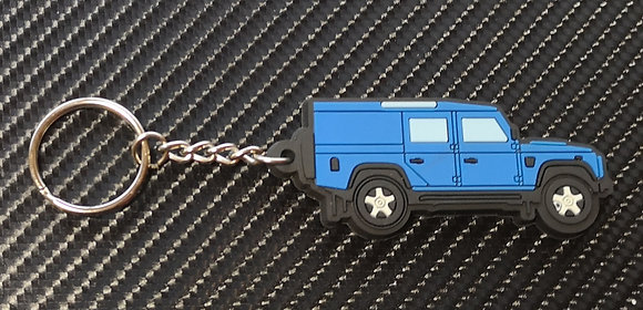 Landrover 110 Commercial Hardtop Blue