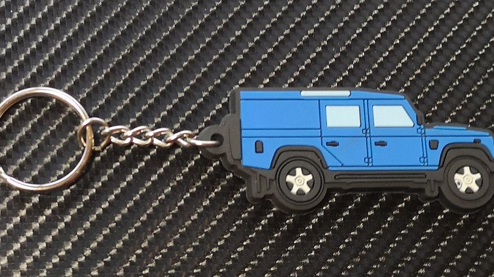 Landrover 110 Commercial Hardtop Blue